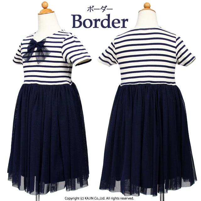 選べる2色の半袖リボンワンピースと長袖ボレロアンサンブル 日本製