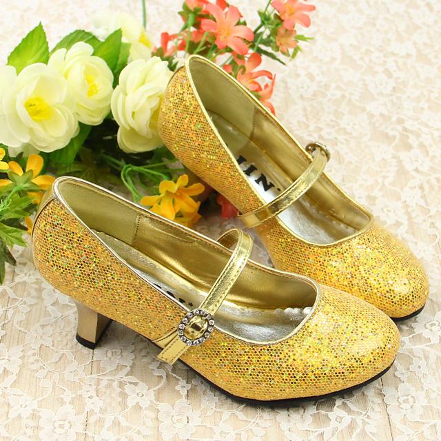 SALE 子供 靴 フォーマル 女の子 ゴールド シルバー キラキラ サンダル ストラップ パンプス キッズ サンダル ストラップ キッズ ジュニア 女の子 グリッター ストラップ パンプス