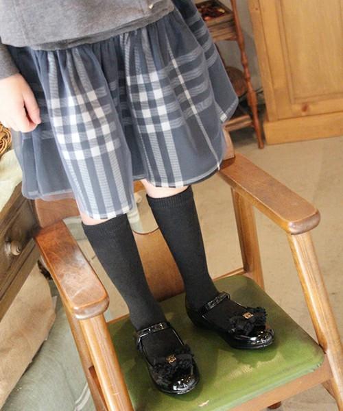 ショコラシリーズ 韓国服 モニカ ジャケットスカートセット(リボンブローチセット) 入学式 フォーマル グレー 女の子 コート 膝丈 入園式 卒園式 結婚式 上品 キッズ服 女の子 110 120 130cm ピーコート チャコール タータンチェック おしゃれ スーツ 子供