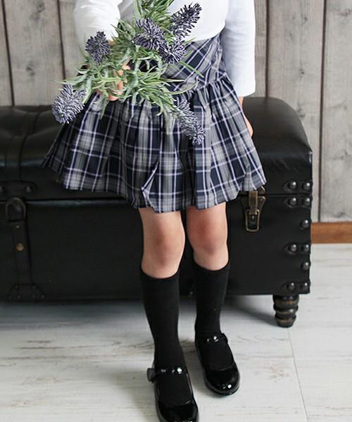 ショコラシリーズ 韓国服 ケイト タータンチェックスカート プリーツスカート 子供 フレアスカート フォーマル キッズ スカート 女の子 チェック柄 制服 入学式 通学 卒園式 卒業式 お出かけ用 120 130cm