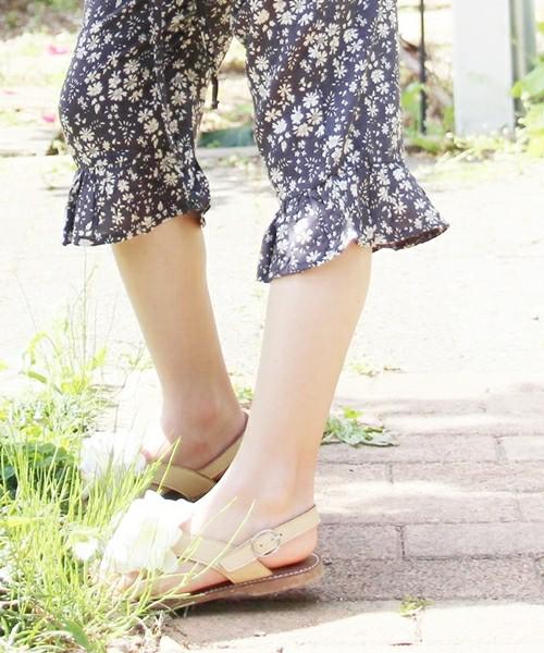 韓国服 ショコラシリーズ SS ナラン 7分丈パンツ タンクトップ上下セット キッズ 半袖 セットアップ キッズ 花柄 夏 ショート 子供服