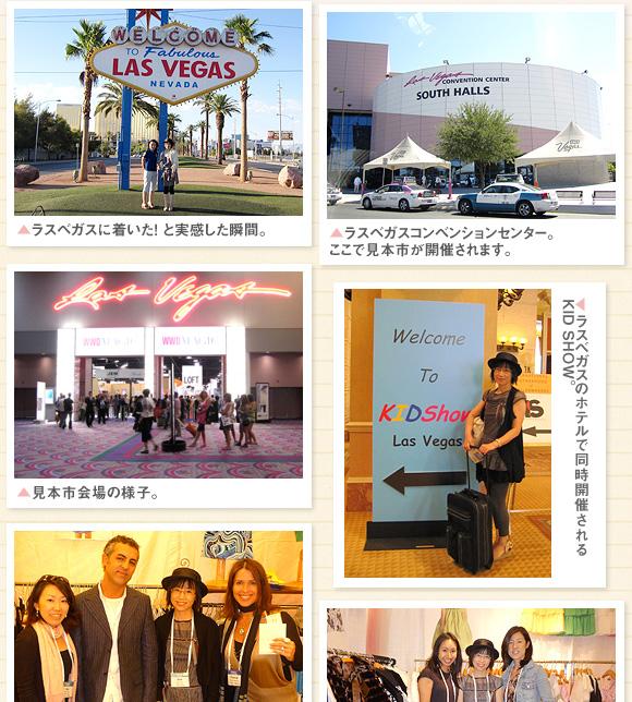2010年夏 ラスベガスし入れの旅